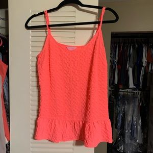 Bright pink Lilly Tank top